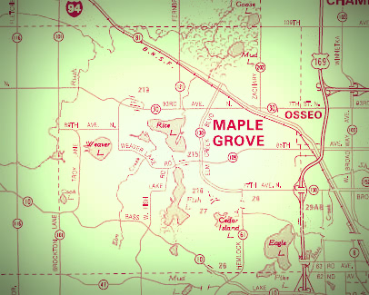 maple grove map