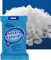 Peterson Salt Product: Water Softener Salt - Diamond Crystal Extra Coarse Solar Naturals