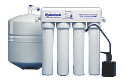Peterson Salt Product: Reverse Osmosis Systems - Hydrotech Series 4-Stage