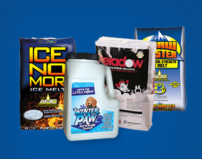 Ice Melt Products from Peterson Salt
