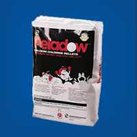 Peterson Salt Product: Ice Melt - Peladow Calcium Chloride: Fast Acting - Even in Cold Temperatures