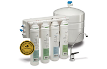Peterson Salt Product: Reverse Osmosis Systems - Pura Quick Change 4-Stage System