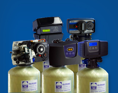 Peterson Salt's Residential Water Softeners