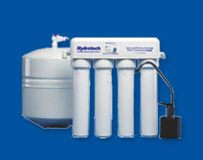 Reverse Osmosis 4-Stage System - RO Filter Changes