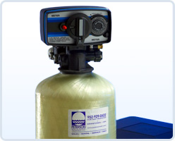 Peterson Salt's Residential Water Softeners - Fleck 5600 Econominder - A Design That Has Stood the Test of Time