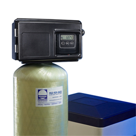 fleck water softener 2510