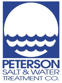 peterson salt & water treatment co. logo