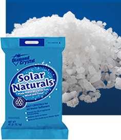 diamond crystal extra course solar salt for water softeners