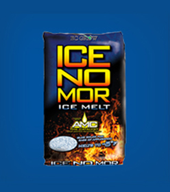 ice no mor sidewalk salt