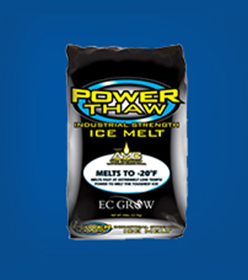 power thaw sidewalk salt